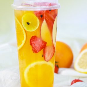 TE00005 –	Fresh Fruit Tea